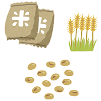 NOSAIの建物総合共済には収容農産物補償特約があるので安心!